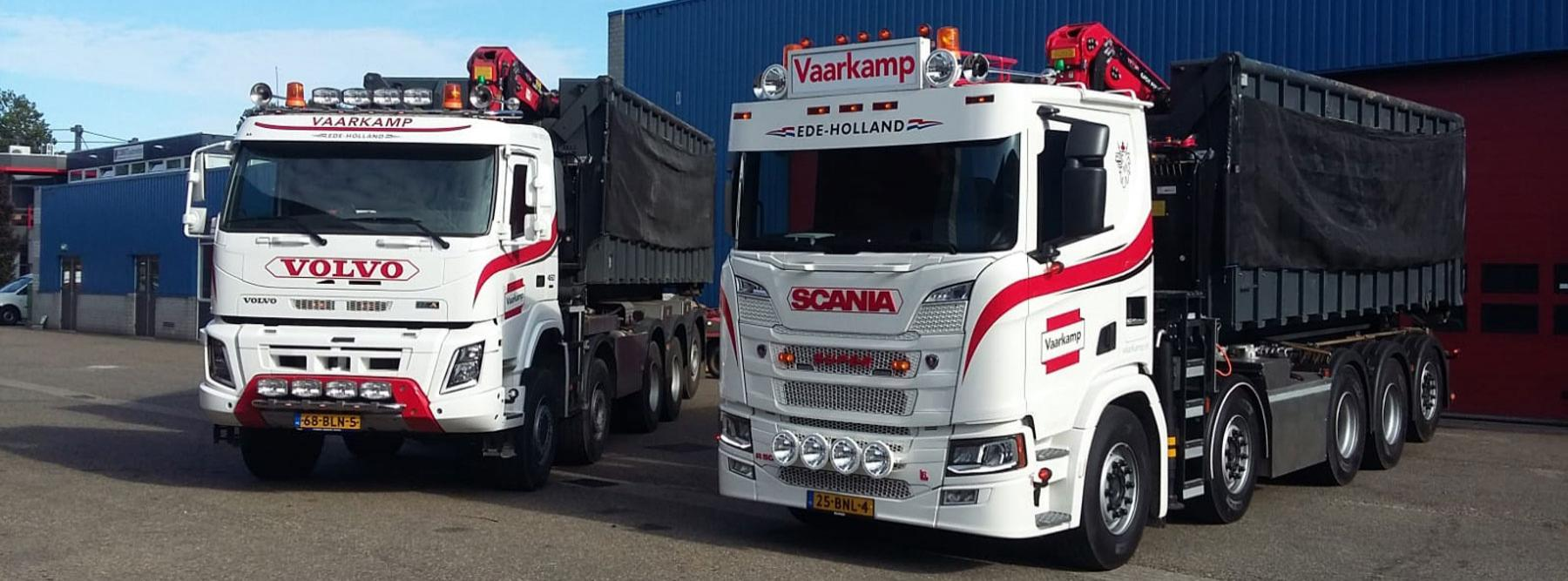 banner Scania R500